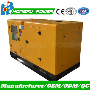 de Diesel Genset van de Macht 120kw 132kw 150kVA 165kv met de Motor van Cummins