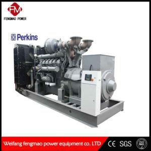 Made in China generador diésel de 180kw motor Perkins de Powered by