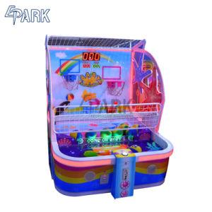 Doppelte Spieler-Kind-Basketball-Maschine für Vergnügungspark-Übungs-Gerät