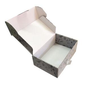 Caixa de correio de dobragem de impressão personalizado com tampa