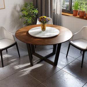 Hogar moderno de madera nórdica de muebles Mesa de Comedor para Restaurante