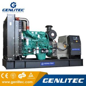 최고 질 220kw/275kVA는 Ccec Nta855-G1a 엔진을%s 가진 유형 Cummins 디젤 엔진 발전기를 연다