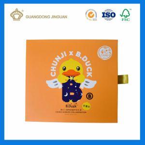 Роскошный матовая красочной печати картонный ящик упаковки для продукции по уходу за кожей
