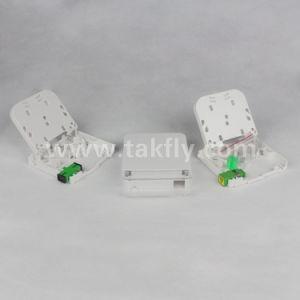 FTTH Council 1 Porta Caixa de Terminação de Fibra Óptica