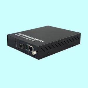 управляемый 10/100/1000Mbps конвертер средств стекловолокна (MC0101GM)