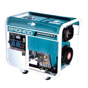 4 temps refroidi par air Générateur Diesel De type ouvert
