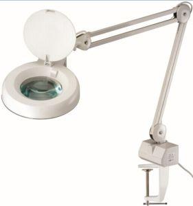 LEDの拡大鏡ランプ