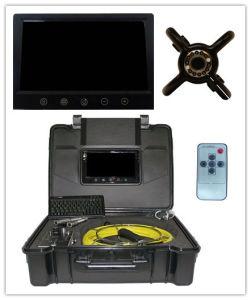 Wopson cámara submarina para la inspección de tubería subterránea con DVR
