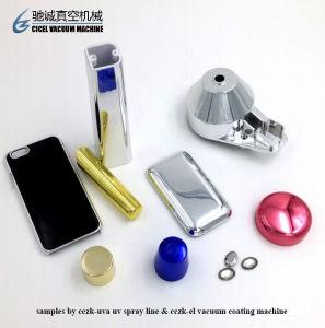 プラスチックのための装置を金属で処理する自動紫外線絵画装置の紫外線真空
