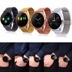Bluetooth Smart Watch con Monitor de ritmo cardíaco (K88H)
