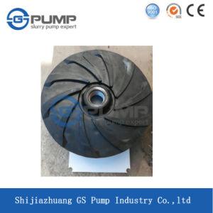 L'usure en caoutchouc résistant à rotor de pompe à lisier