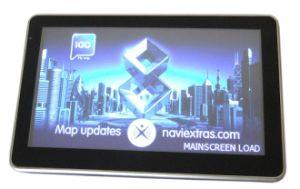 지도 차 GPS를 가진 5 인치 GPS 항법 4GB
