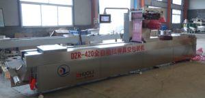 Dzr-320 Les cuisses de poulet Machine automatique d'emballage sous vide
