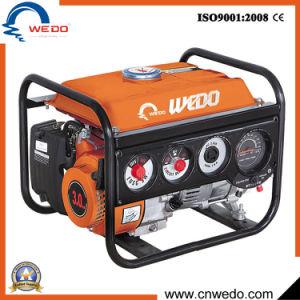 1kw/1kVA/Wd154 4打撃のセリウム(WD1500)とのホーム使用のための携帯用ガソリンまたはガソリン発電機