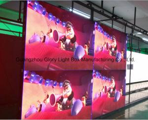 P5 à l'intérieur de l'écran LED haute résolution