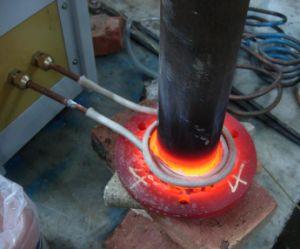 エアコンのための高周波誘導加熱ろう付け機械は溶接を分ける