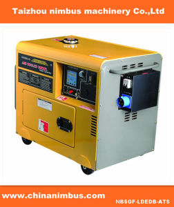 4 Stroke Diesel Generator (NB 5GF-LDED-B)