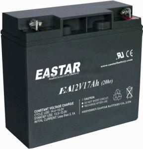 密封されたLead Acid Battery 12V17ah (EA12-17)