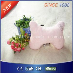Мягкая подкладка из флиса электрического отопления с функцией массажа подушка для освобождения Вашу боль