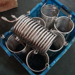 Bobina del tubo del diametro dell'acciaio inossidabile 1/4  per il serbatoio dell'estrattore
