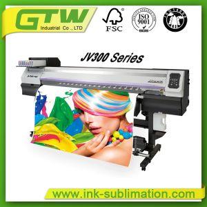 デジタル印刷のためのMimaki Jv300-160Aの大きいフォーマットプリンター