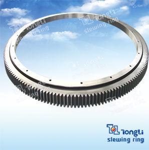 La serie de luz estándar Europeo /engranaje exterior/ Single-Roll anillos de rotación de rodamiento de bolas/trompo