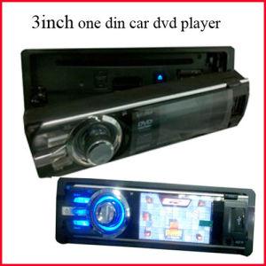 분리가능한 손가락으로 튀김을%s 가진 3inch TFT LCD 차 DVD 플레이어는 아래로 깐다