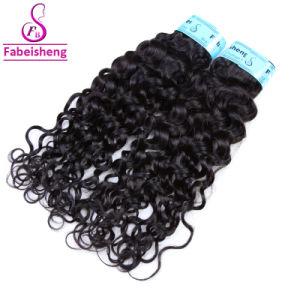 Cabelo humano fornecedores na China não Kinky Afro corte de cabelo humano tecem