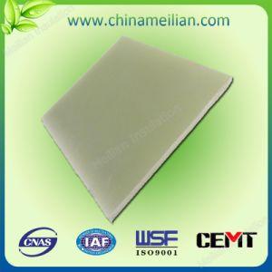 Изолирующие эпоксидной Glassfiber ткани листа ламината Fr-4