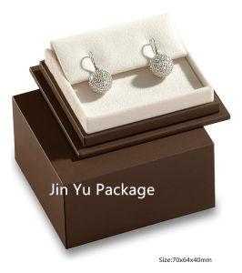 Color chocolate de regalo de lujo Joyas de papel caja de embalaje