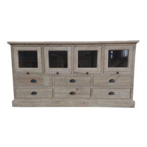 Muebles de cocina armario de madera aparador Buffet con cajones ...