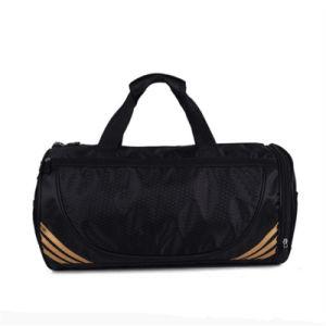 Траверсу плечо рюкзак поперечного питающего барабана цилиндра Taekwondo спортивный зал мешок (ГБ#004)