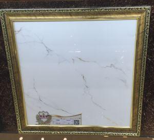 60x60cm super blanc avec des fonctionnalités de tuiles polies gris nuageux (FA0603)
