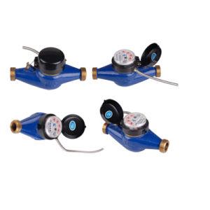 Pulse OutputのマルチJet Dry Dail DIGITAL Water Meter