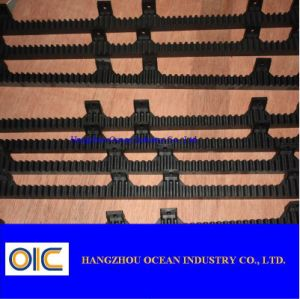 Gear en nylon Racks, Gear Rack pour Sliding Door