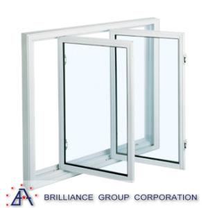 알루미늄 측은 Windows 알루미늄 여닫이 창 Windows를 걸었다