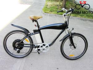 Harley 새 모델 뚱뚱한 타이어 산 전기 자전거