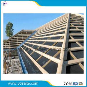 El fortalecimiento de la membrana a prueba de humedad para techos Underlayment