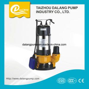 V750F 1HP en acier inoxydable de la pompe à eau submersibles d'eaux usées