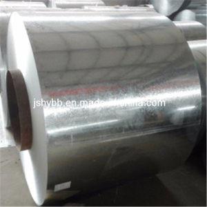 Dx51d che copre la bobina d'acciaio galvanizzata laminata a freddo materiale della lamiera di acciaio
