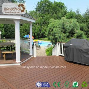 De Co-extrusie WPC Decking van het Zwembad van het Terras van het Balkon van Mexytech van Foshan