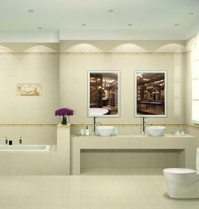 De ceramische Tegel van de Vloer en de Tegel van de Muur voor Badkamers en Keuken (P68022)