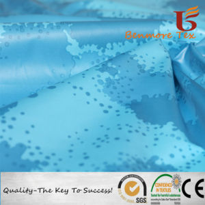 290T taffetas de polyester Tissu avec étanche pour Down Jacket