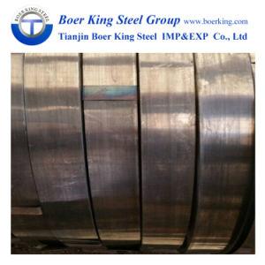 Lamiera di acciaio laminata a freddo CRC temprata nera di SPCC in bobina