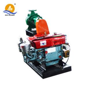 De Pomp van het Water van de Irrigatie van de grote Diameter met Dieselmotor