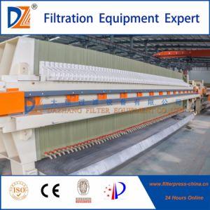 Китай верхней части 2000мм пластину фильтра нажмите на фильтр для выщелачивания