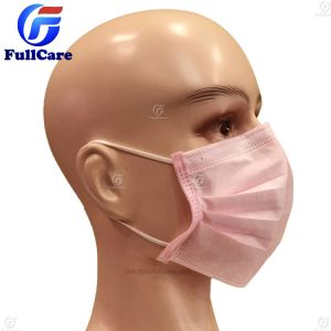 Disposable Nonwoven PP Bfe99 Medical Surgeon Doctor Face Mask Earloops