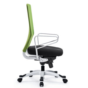 旋回装置ベースが付いているワークステーション机のための卸し売り職員の椅子