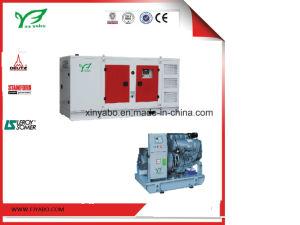 Aangedreven door Deutz Silent Diesel Generator 100kw