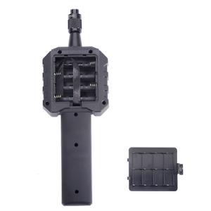 Gl9018 Écran couleur 2,3 Endoscope Tube de 8 mm camera inspection de l'enregistrement DVR W/Housse de transport souple tube étendu